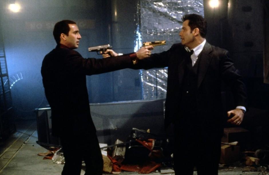 «Без лица» – один из лучших фильмов Кейджа и Траволты 1