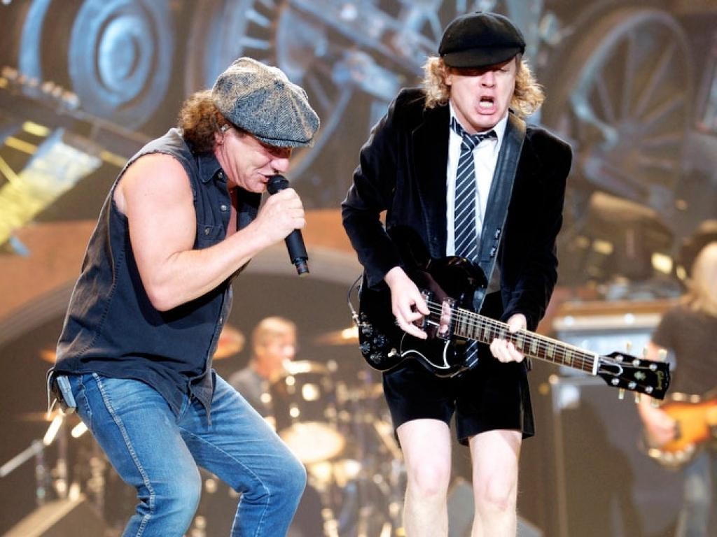 AC/DC: Переменный/Постоянный ток 2