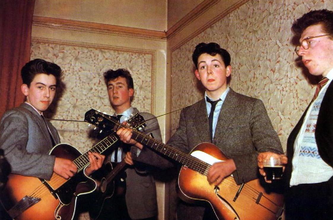 The Beatles: Становление легенды 2