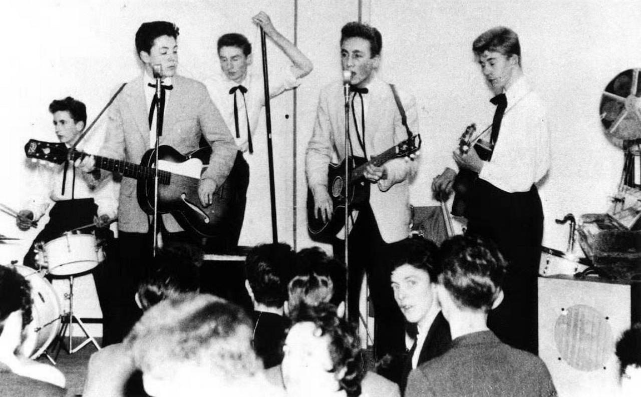 The Beatles: Становление легенды 1