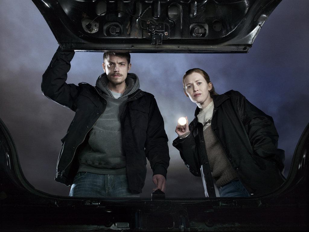 Рецензия на 1—2 сезоны телесериала «Убийство»