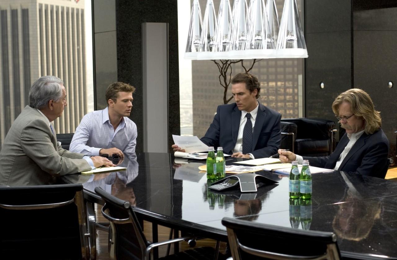 Рецензия на фильм «Линкольн для адвоката» 16