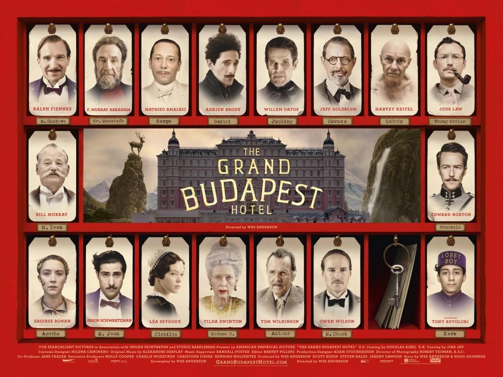 Рецензия на фильм «Отель Гранд-Будапешт» 3